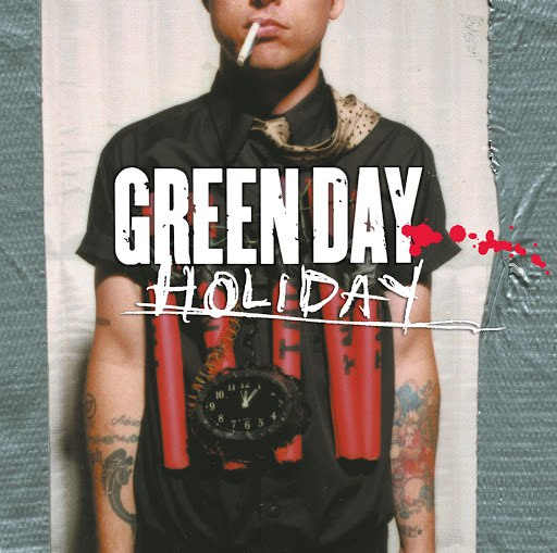 Green Day альбом Holiday