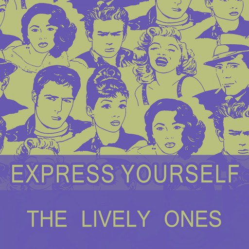 The Lively Ones альбом Express Yourself