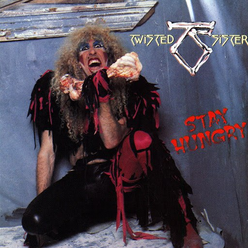 Twisted Sister альбом Stay Hungry