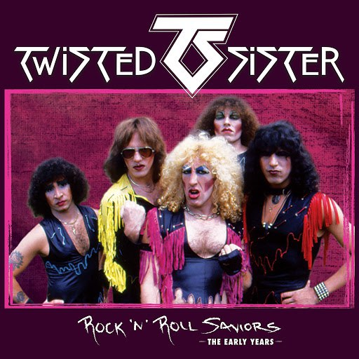 Twisted Sister альбом Rock 'N' Roll Saviors - The Early Years (Live)