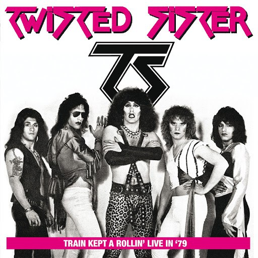Twisted Sister альбом Train Kept A Rollin' Live in '79 - The Detroit Club, Port Chester NY 27th June 1979 (Remastered)