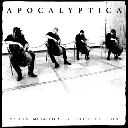 Apocalyptica альбом Battery (Remastered)