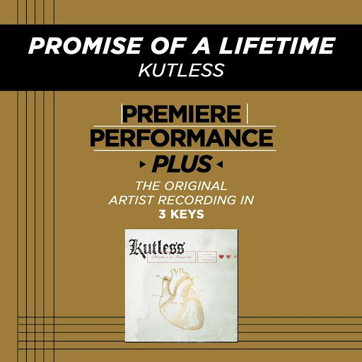 Kutless альбом Premiere Performance Plus: Promise Of A Lifetime