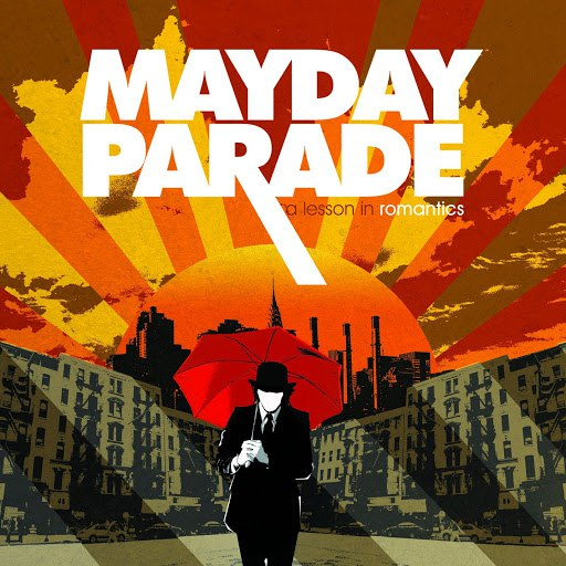 Mayday Parade album A Lesson In Romantics