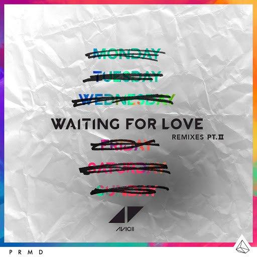 Avicii альбом Waiting For Love (Remixes Pt. II)