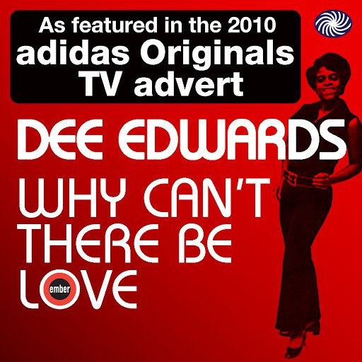 Dee Edwards альбом Why Can't There Be Love