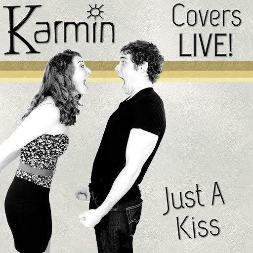Karmin альбом Just a Kiss (Live) [Original by Lady Antebellum]