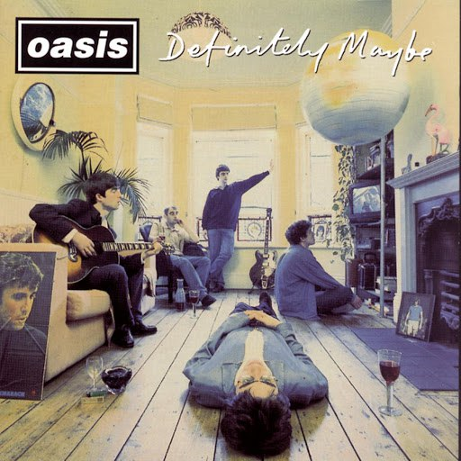Oasis альбом Definitely Maybe