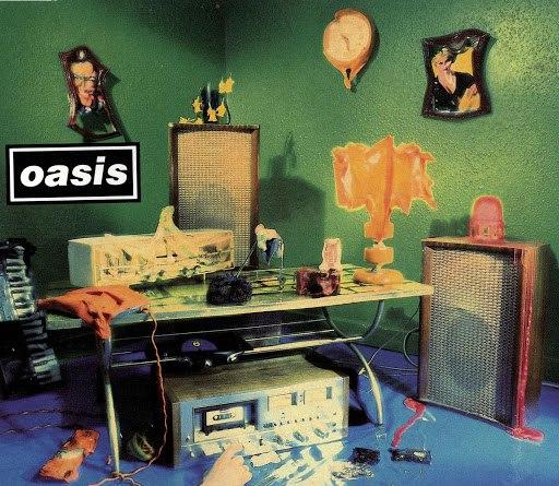 Oasis альбом Shakermaker
