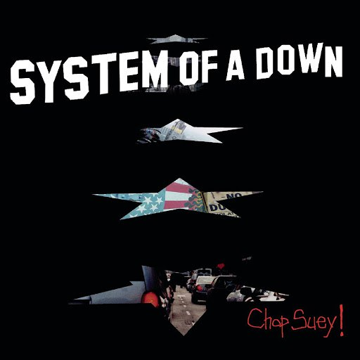 System of a Down альбом Chop Suey!