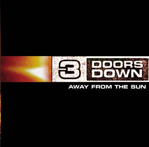 3 Doors Down альбом Away From The Sun
