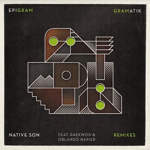 Gramatik альбом Native Son Remixes
