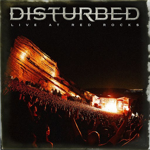 Disturbed альбом The Light (Live at Red Rocks)