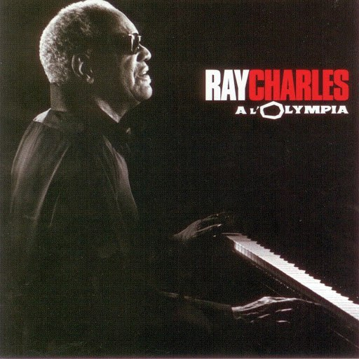 Ray Charles альбом Live At The Olympia