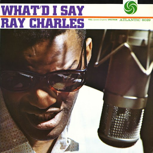 Ray Charles альбом What'd I Say