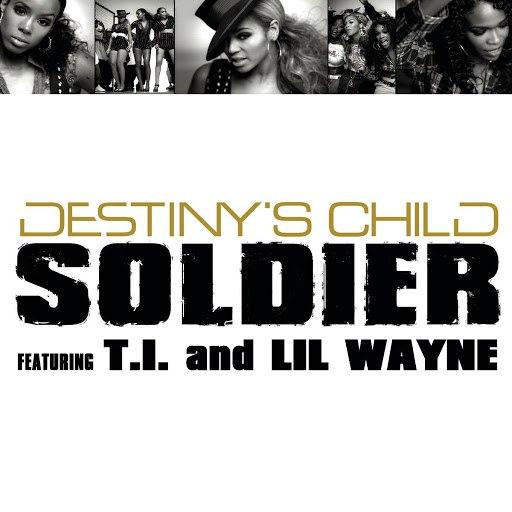 Destiny's Child альбом Soldier (Mixes)