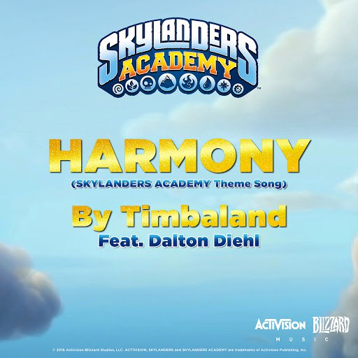"Timbaland альбом Harmony (From ""Skylanders Academy"")"