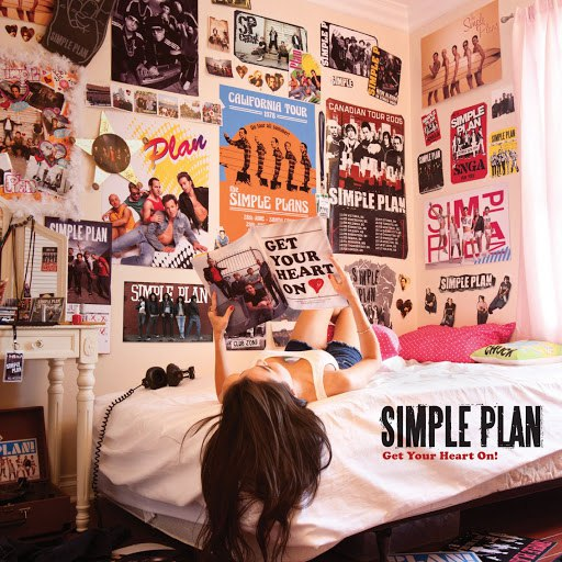 Simple Plan альбом Get Your Heart On!
