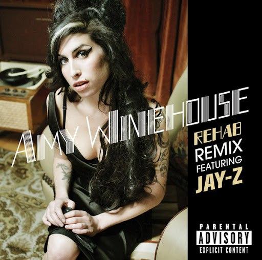 Amy Winehouse альбом Rehab (Remix)