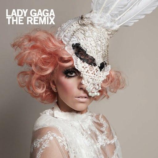 Lady Gaga альбом The Remix