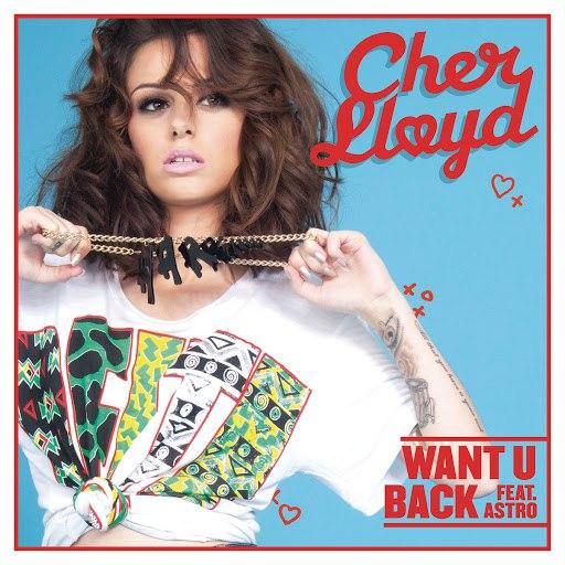 Cher Lloyd альбом Want U Back