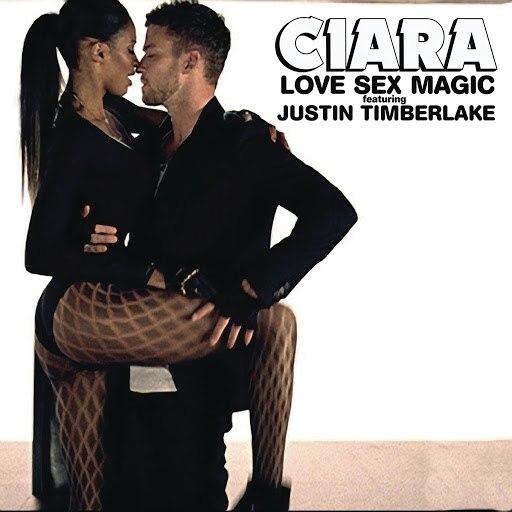 Ciara альбом Love Sex Magic