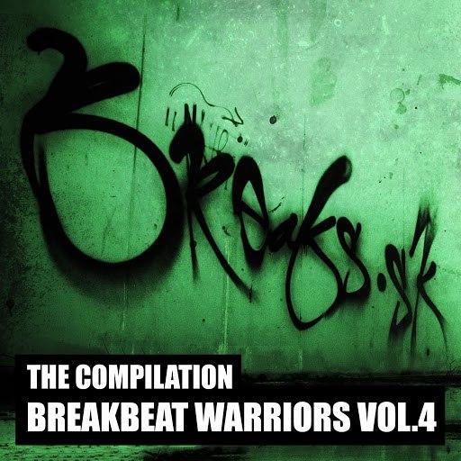 Various Artists альбом Breakbeat Warriors, Vol. 4
