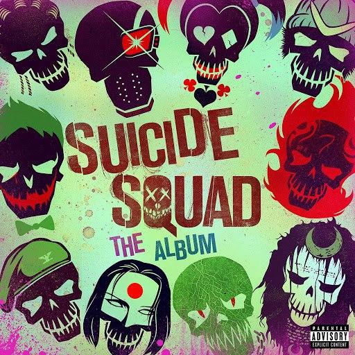 Various Artists альбом Suicide Squad: The Album