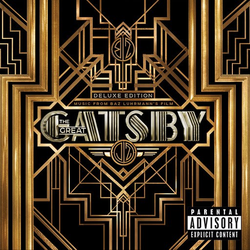 Various Artists альбом Music From Baz Luhrmann's Film The Great Gatsby (Deluxe Edition)