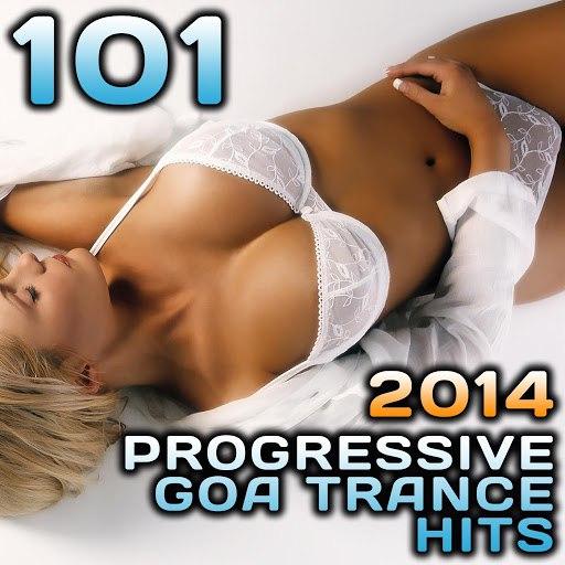 Various Artists альбом 101 Progressive Goa Trance Hits 2014