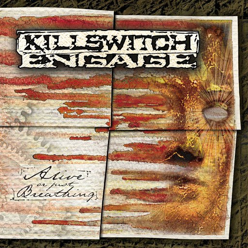 Killswitch Engage альбом Alive Or Just Breathing