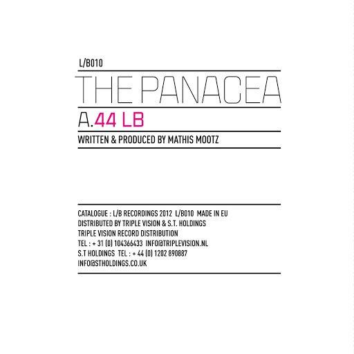 The Panacea альбом 44 LB / 666 illegal