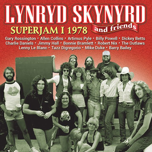Lynyrd Skynyrd альбом Super Jam I 1978 (Live)
