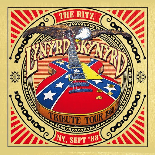 Lynyrd Skynyrd альбом At The Ritz, Tribute Tour, NY, Sept 6th 1988 (Live)