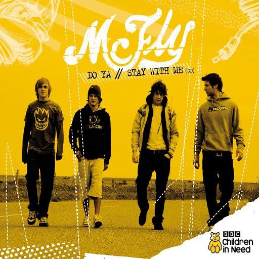 McFly альбом Do Ya / Stay With Me