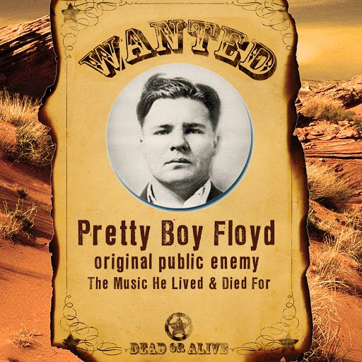 Pretty Boy Floyd альбом Original Public Enemy - The Music He Lived & Died For