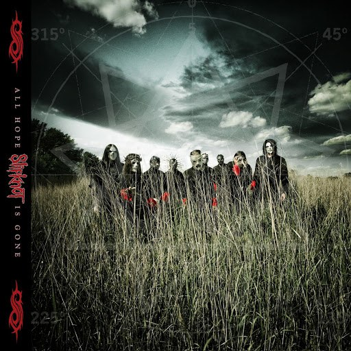 Slipknot альбом All Hope Is Gone (Deluxe)