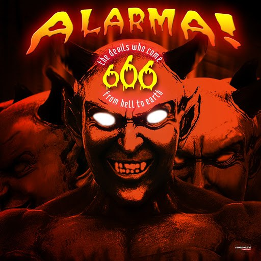 666 альбом Alarma! (Gold Edition)