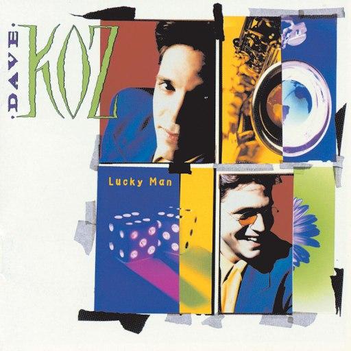 Dave Koz альбом Lucky Man