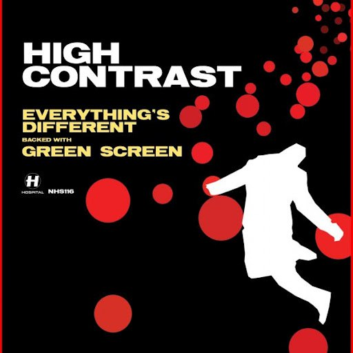 High Contrast альбом Everything Is Different