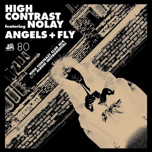 High Contrast альбом Angels & Fly