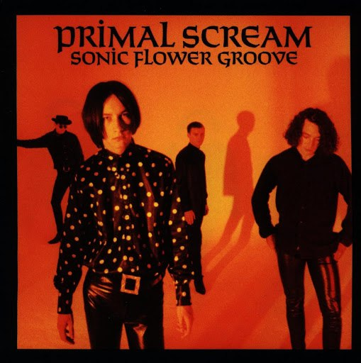 Primal Scream альбом Sonic Flower Groove