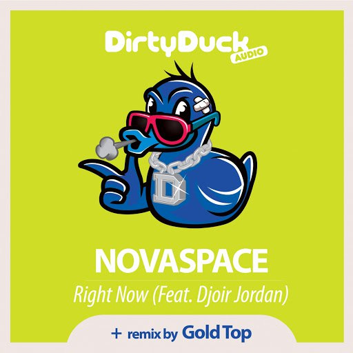 Novaspace альбом Right Now (Feat. Djoir Jordan)