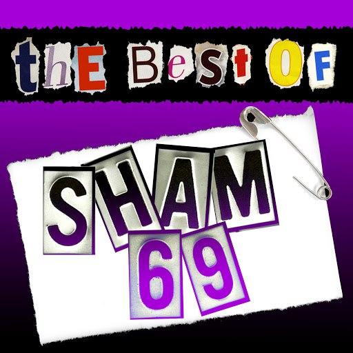Sham 69 альбом The Best of Sham 69