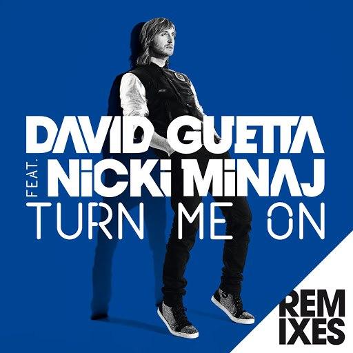 David Guetta альбом Turn Me On (feat.Nicki Minaj) [Remixes]