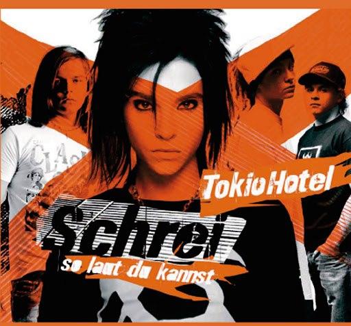 Tokio Hotel альбом Schrei (so laut du kannst) (New Version)