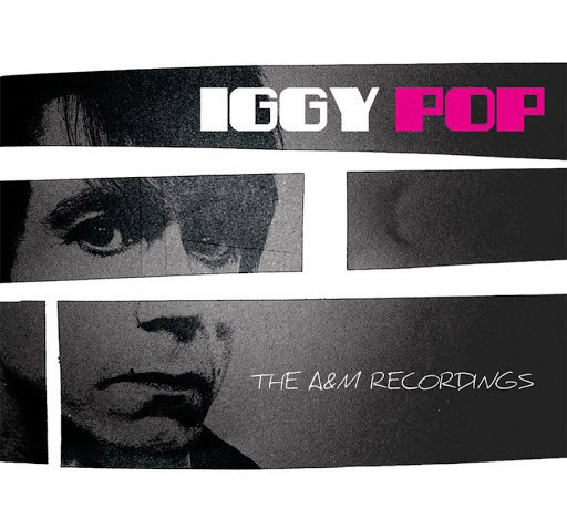 Iggy Pop альбом The Complete A&M Recordings