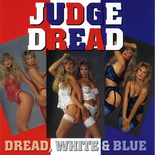 Judge Dread альбом Dread White & Blue