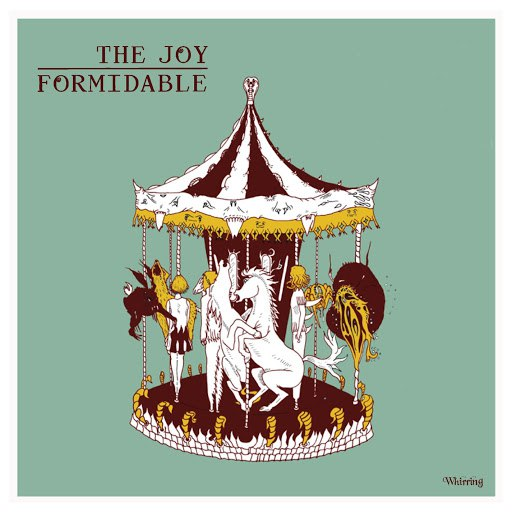 Альбом The Joy Formidable Whirring