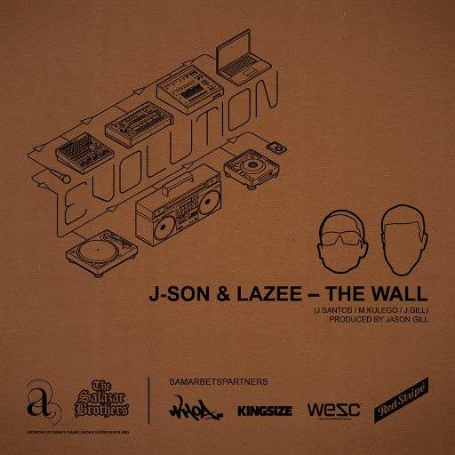 Lazee альбом The Wall